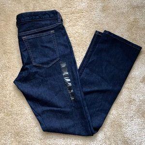 NWT Banana Republic Straight Leg Jeans 28/6S Short